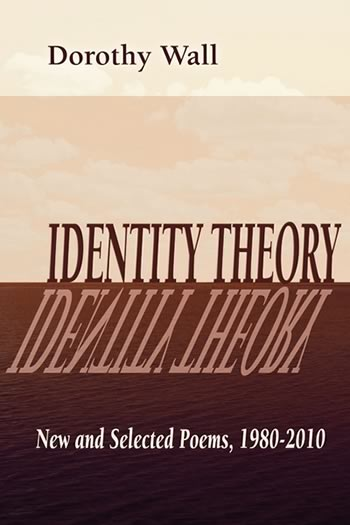 "Poetry Book: ""Identity Theory: New and Selected Poems, 1980-2010"""